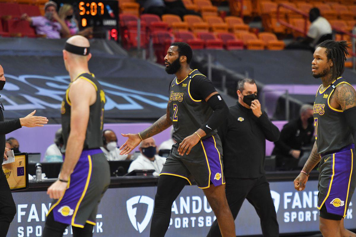 Miami Heat vs. Los Angeles Lakers