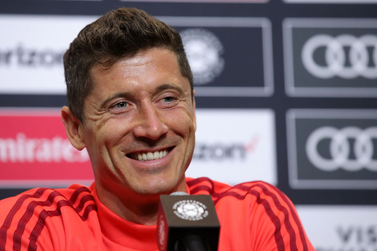 Bayern Munich star Robert Lewandowski is the next in line asking for new signings