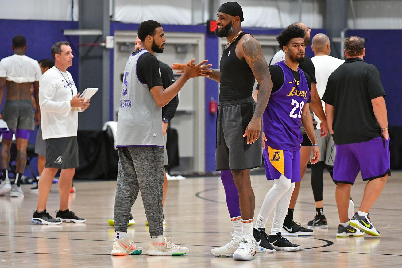 2020 NBA Restart - All Access Practice