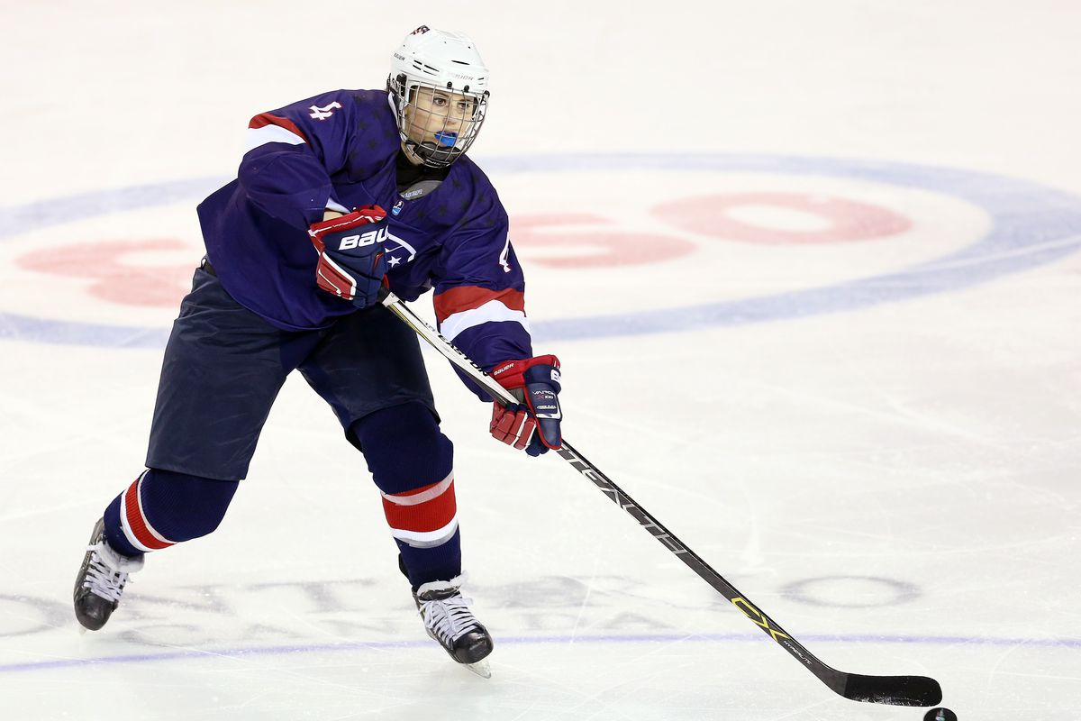 United States v Sweden - 2016 IIHF U18 Women's World Championship