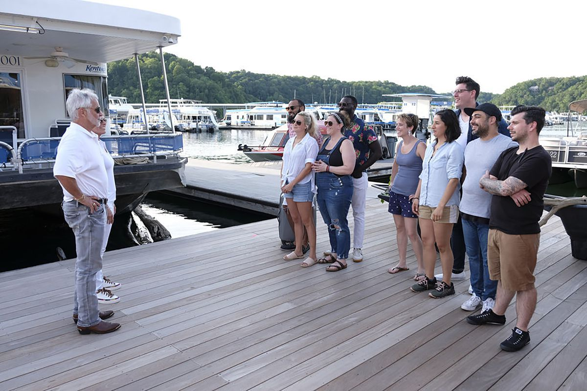 Top Chef Season 16, Episode 8: 'Whatever Floats Your Boat