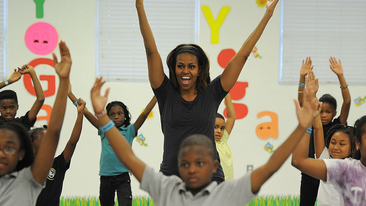 307f6d243fea How Michelle Obama quietly changed what Americans eat - Vox
