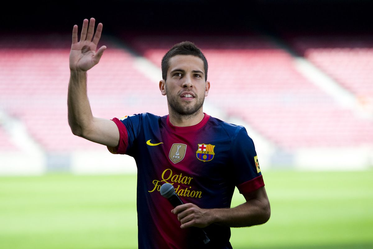 Will we see Alba start for the first time tomorrow?