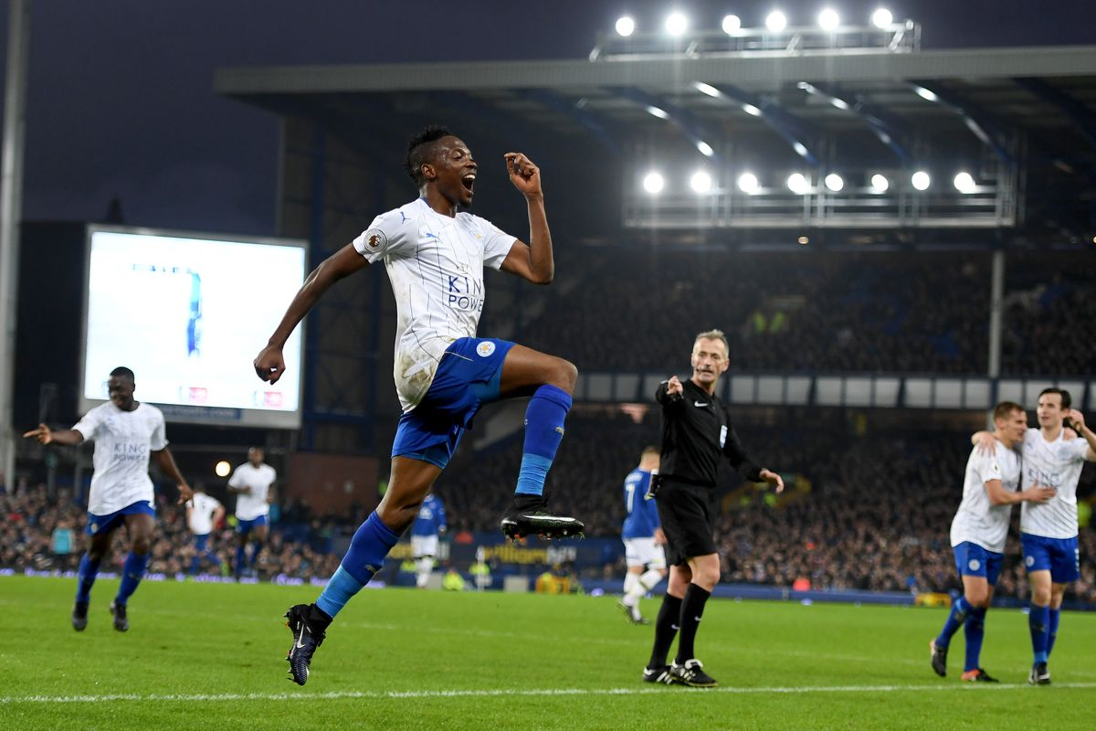 Everton v Leicester City - The Emirates FA Cup Third Round