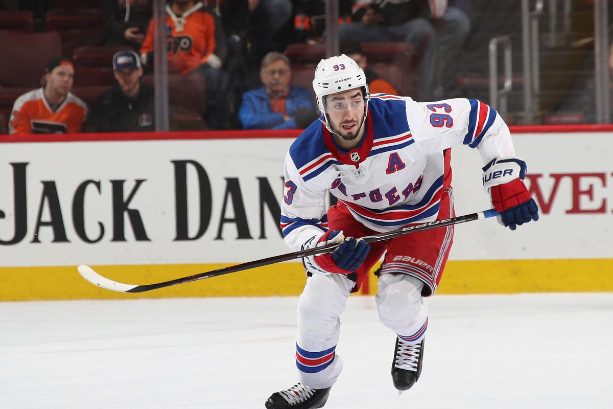 new style b65f5 bf4c6 New York Rangers Announce Captains for 2018-19 Season ...