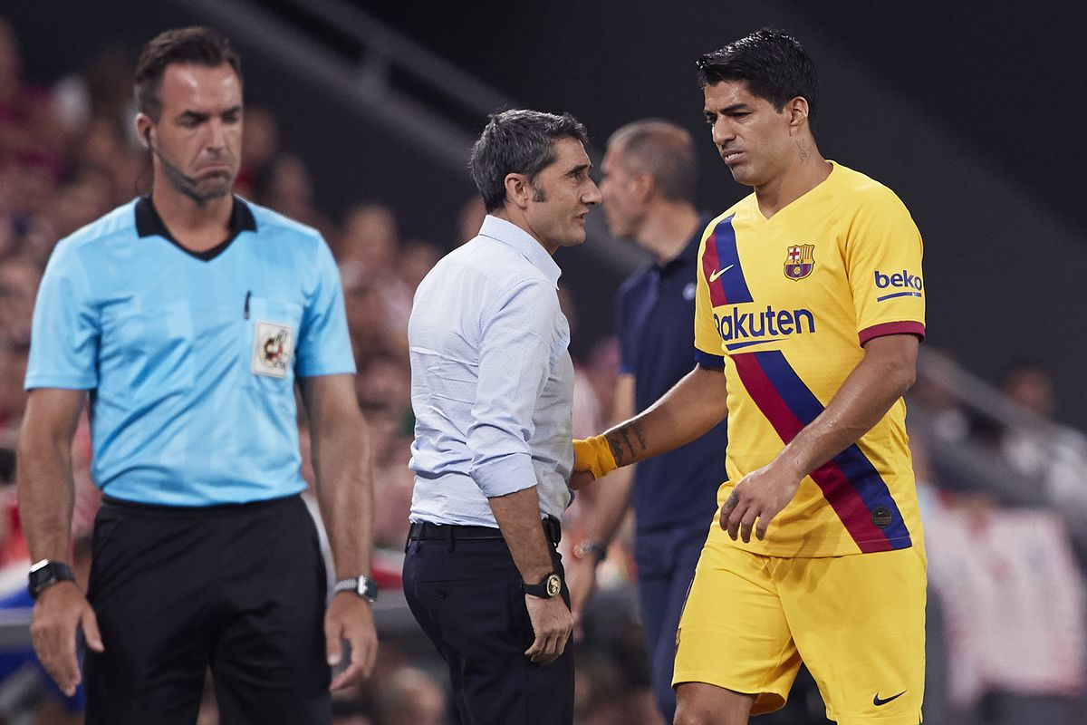 Luis Suarez injury could be a blessing for Barcelona
