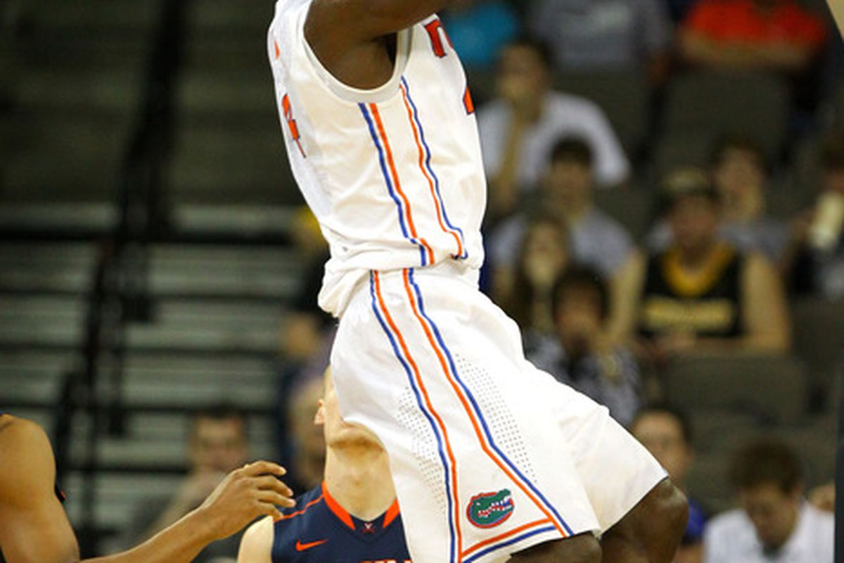 The two largest margins of victory in the 2012 NCAA Tournament so far belong to Florida.