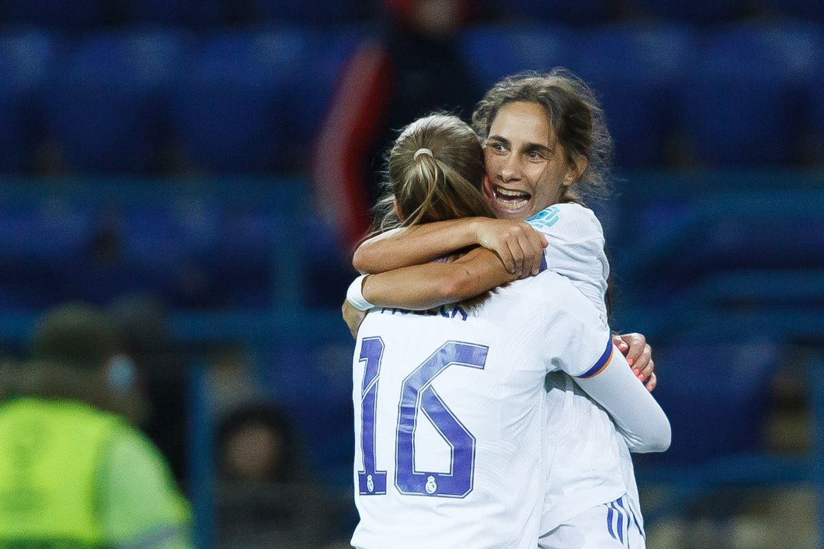 WFC Zhytlobud-1 Kharkiv v Real Madrid: Group B - UEFA Women's Champions League
