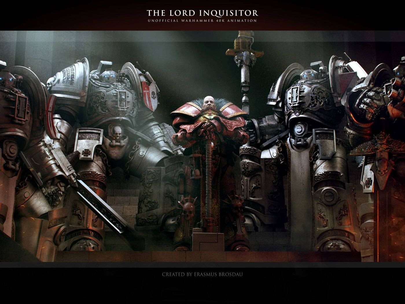 The Lord Inquisitor Prologue Gallery Polygon