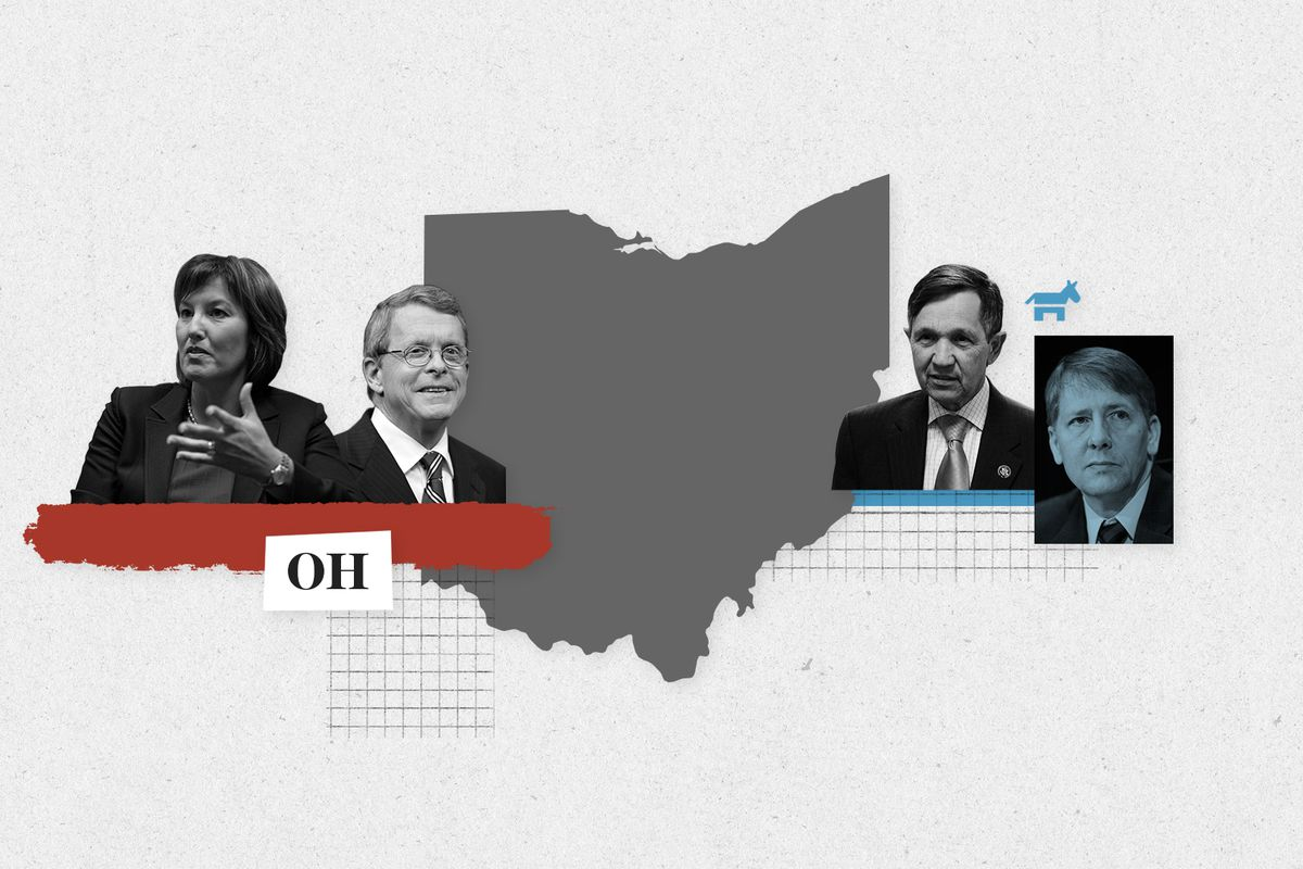 Ohio primary elections 2018: results for governor, Senate ...