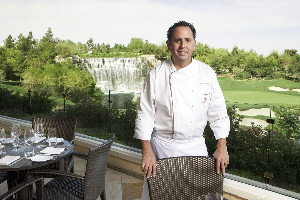 Taste of the Nation restaurant chairman Carlos Guia