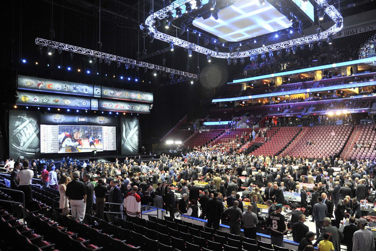 Updated 2016 nhl draft order - Steve Mitchell Usa Today Sports