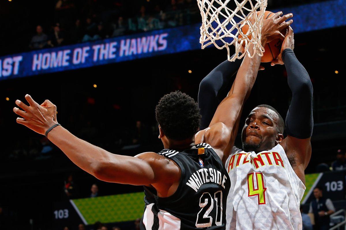 Miami Heat v Atlanta Hawks