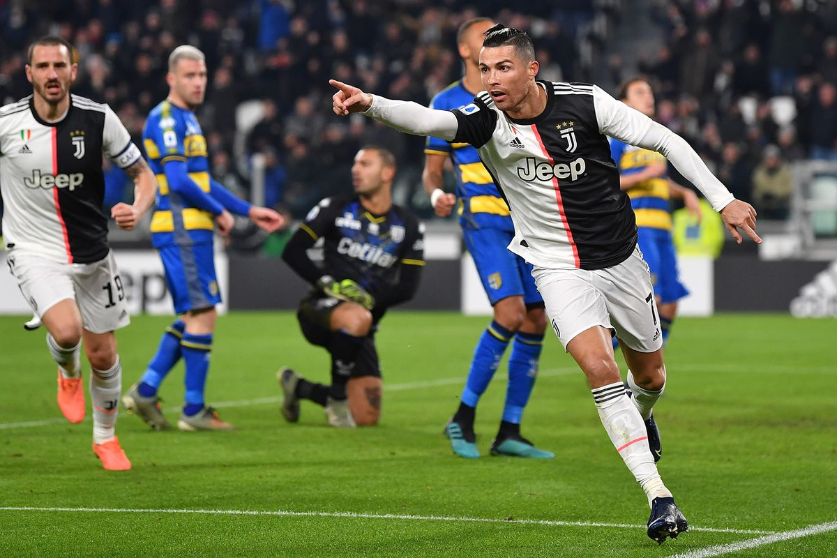 Juve huff and puff past Parma to extend Serie A lead - Black & White & Read  All Over