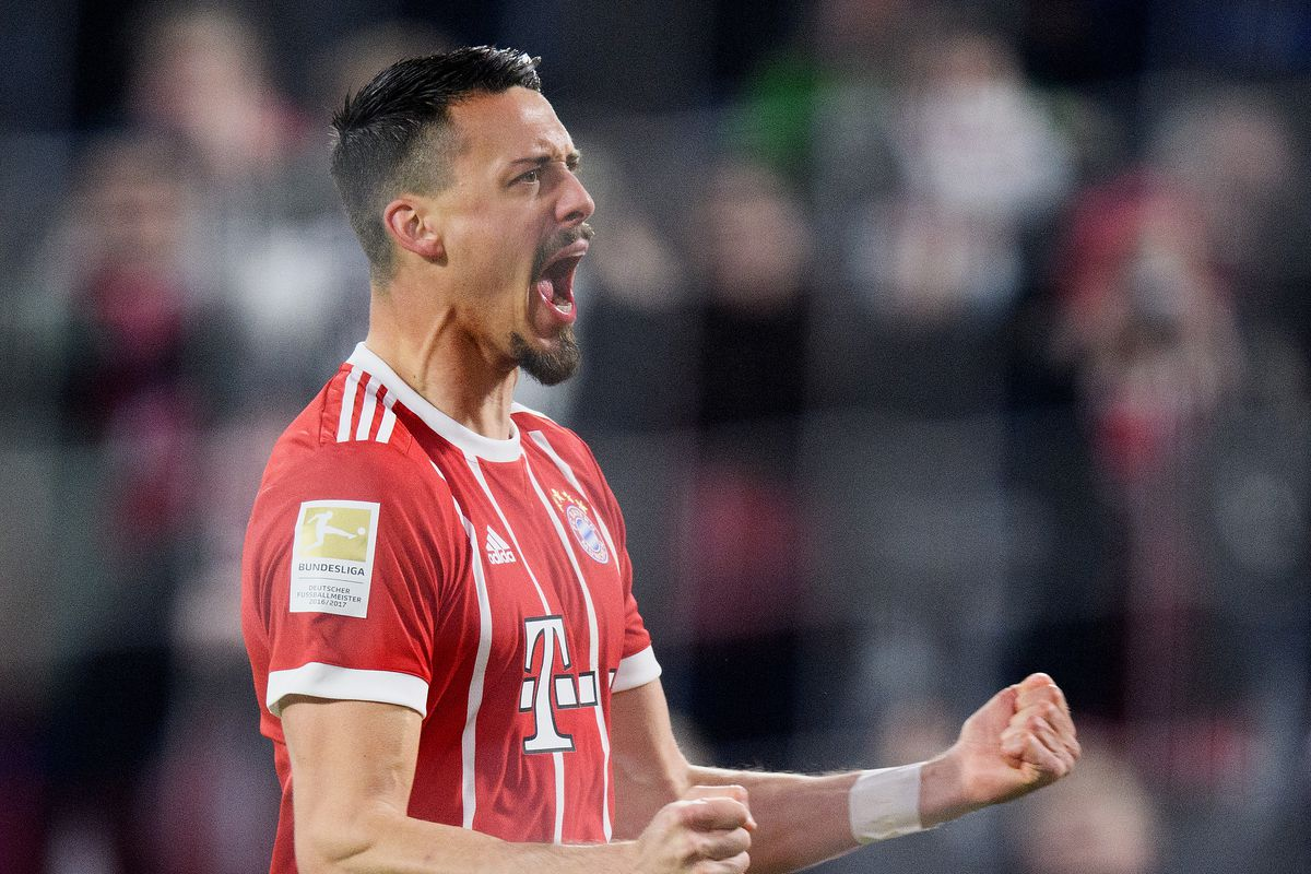 Sandro Wagner Willing To Score Against Any Team With Any Body Part
