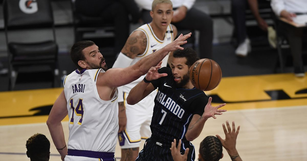 Even with Andre Drummond starting, Marc Gasol has value for Lakers - Silver Screen and Roll