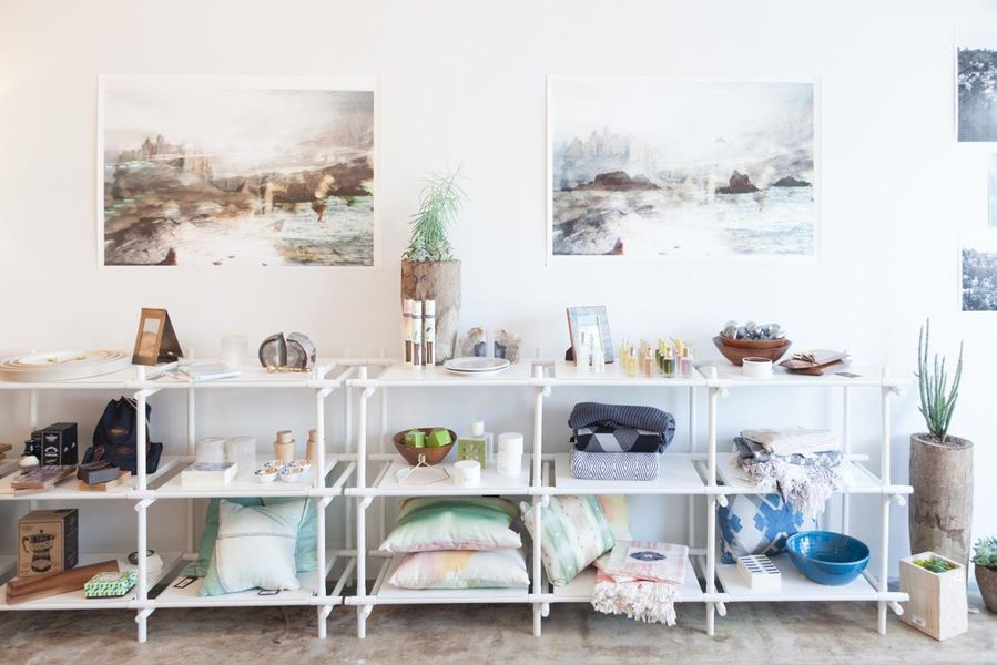 A Bohemian-Cool Interior Decor Haven Arrives On Beverly