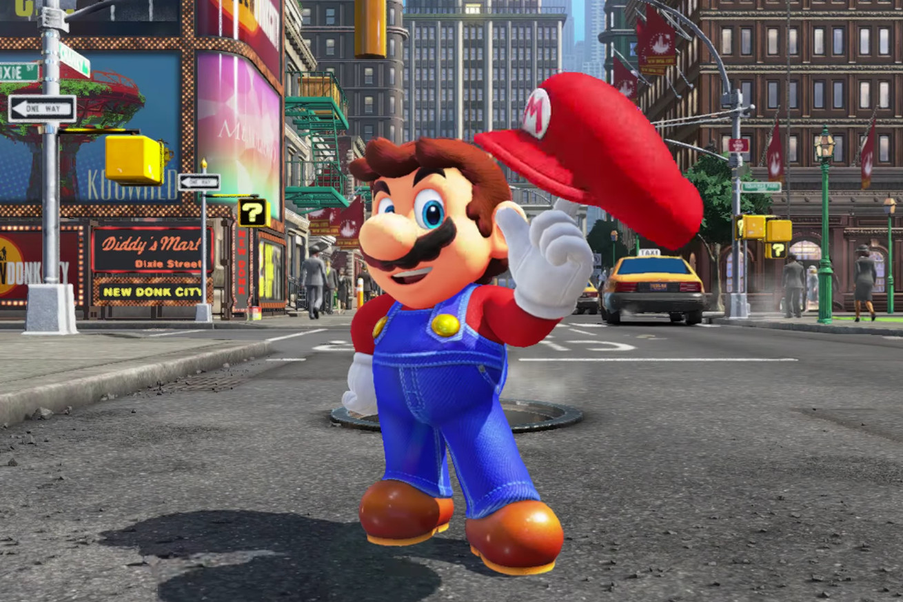 nintendo is reportedly making a mario movie with the studio behind minions