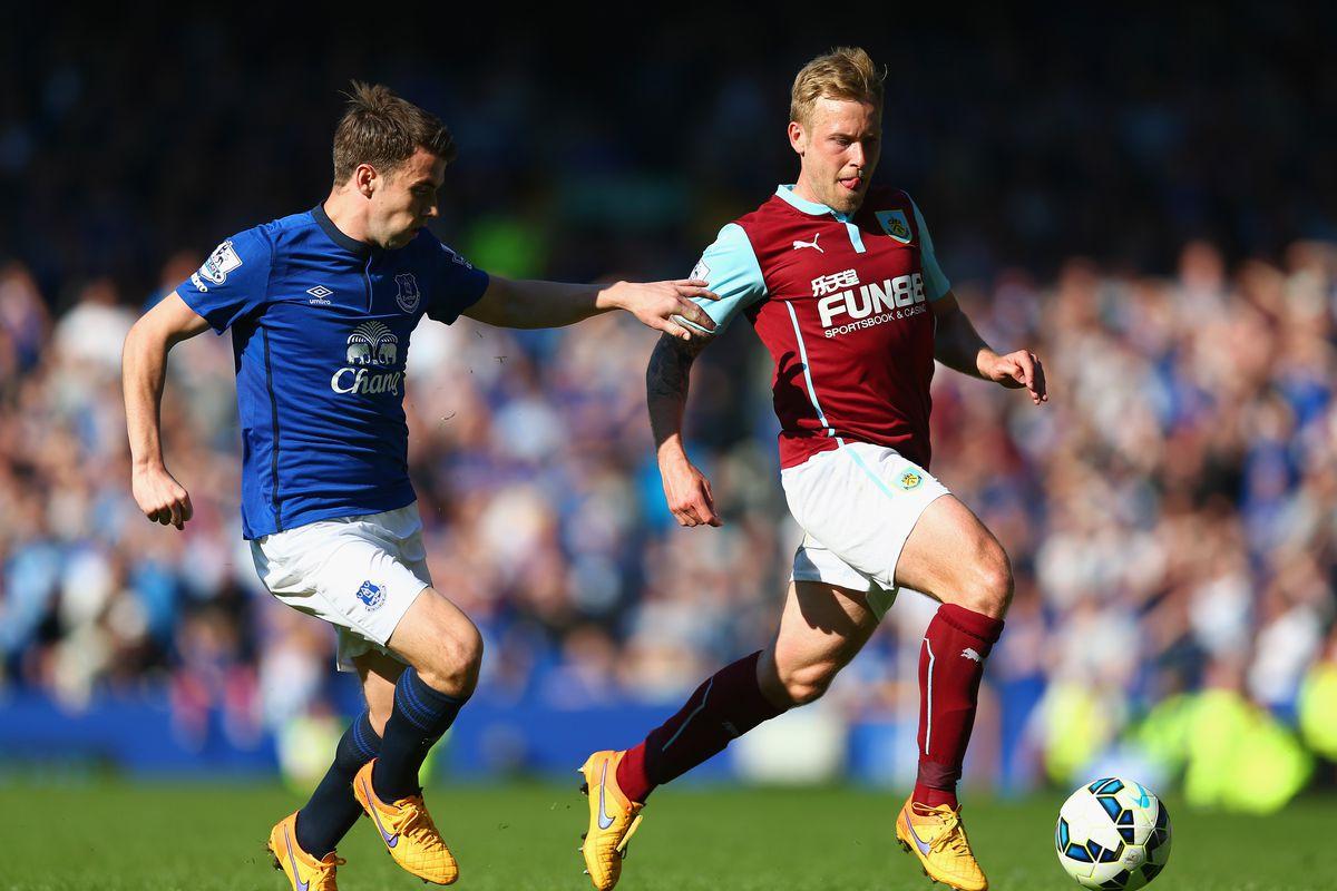 Everton v Burnley - Premier League