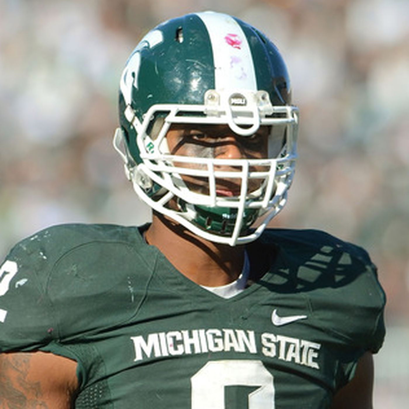 William Gholston Le Veon Bell Leaving Michigan State For Nfl Draft Sbnation Com