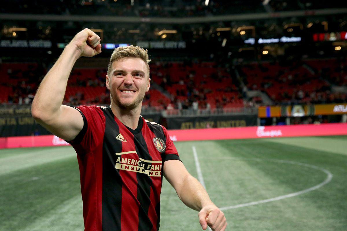 MLS: Eastern Conference Semifinal-New York City FC at Atlanta United FC