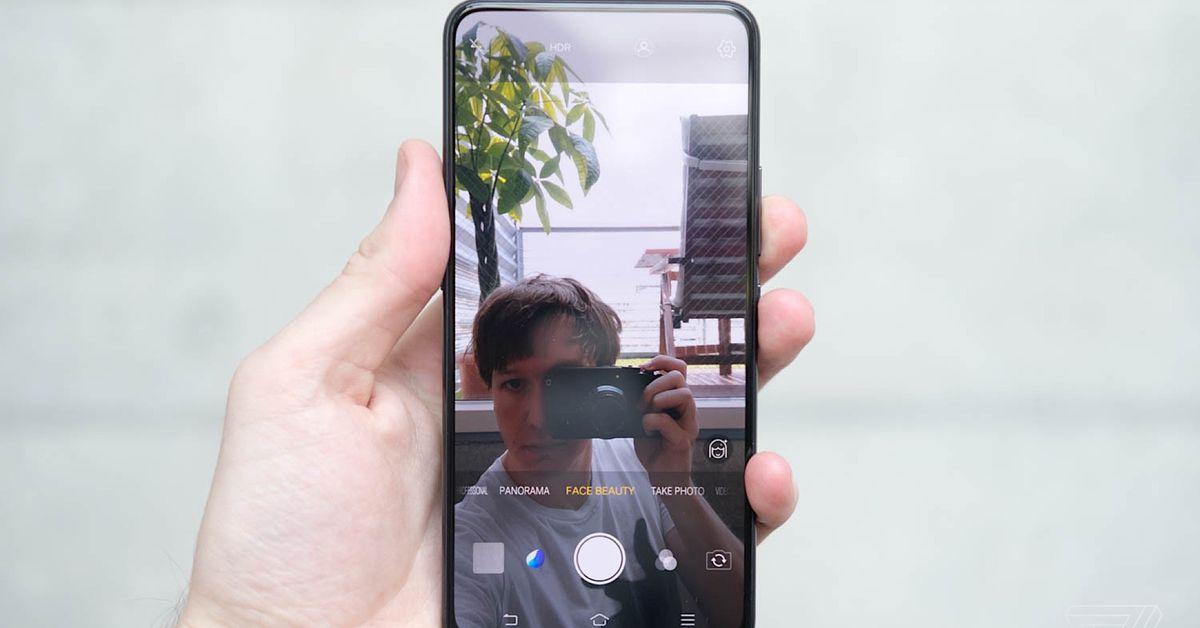 Teardown shows inner workings of the Vivo Nex's pop-up selfie camera