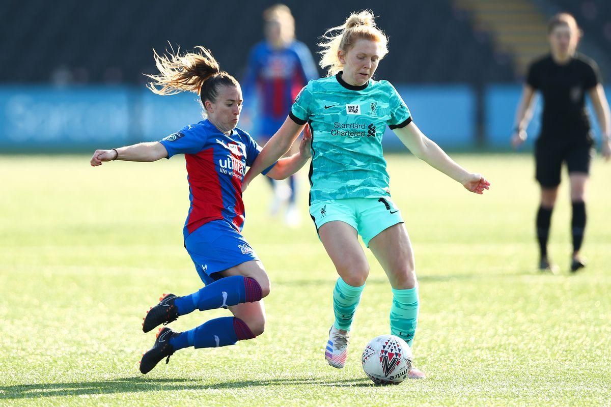 Crystal Palace Women v Liverpool Women - Barclays FA Women's Championship