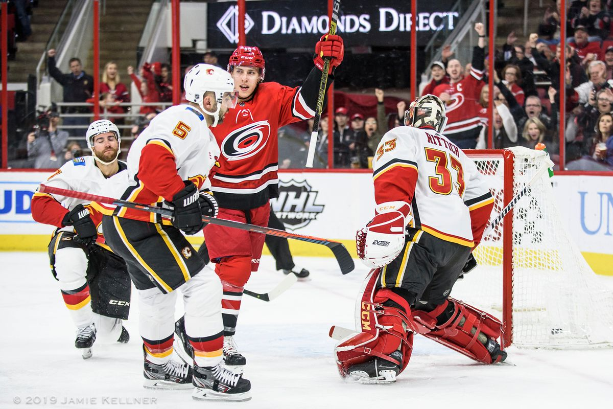 Carolina Hurricanes vs. Calgary Flames: Game Lineups, Time, How to Watch, Discussion