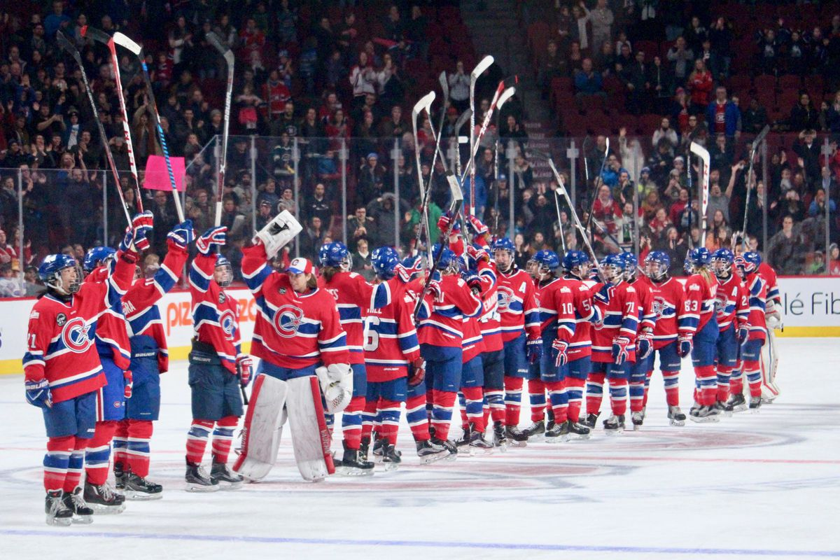 A closer look at the Canadiens-Canadiennes partnership - Eyes On The