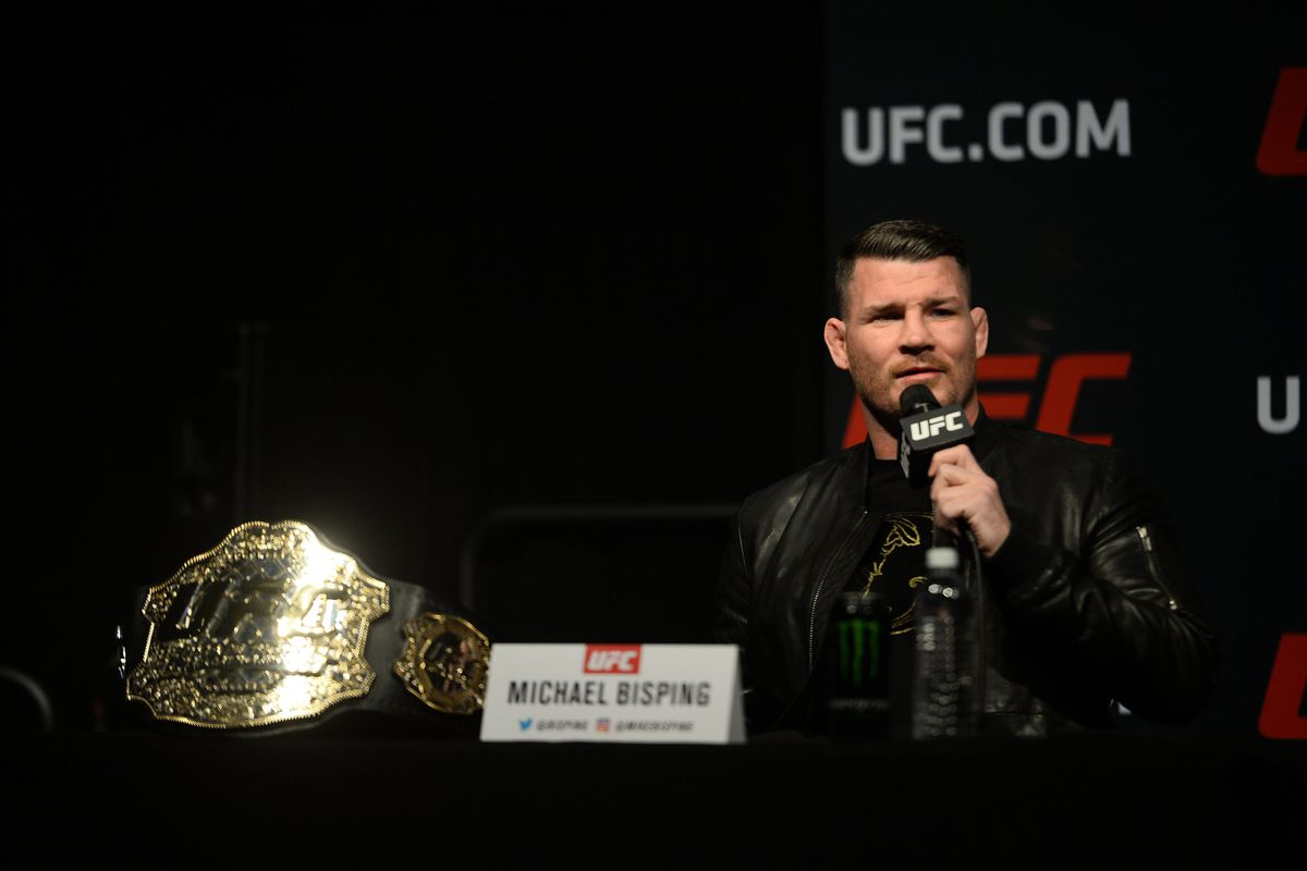 Georges St-Pierre Thinks a Fight With Michael Bisping Could Still Happen