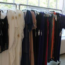 <em>Gorgeous</em> long dresses.