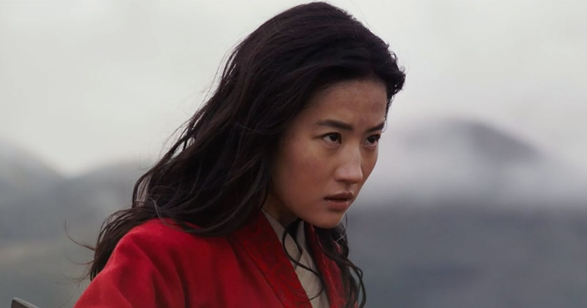 Disney's live-action Mulan will be out on Blu-ray next week thumbnail