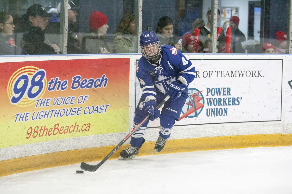 Kori Cheverie will be the assistant coach for the Ryerson Rams' men's hockey team.