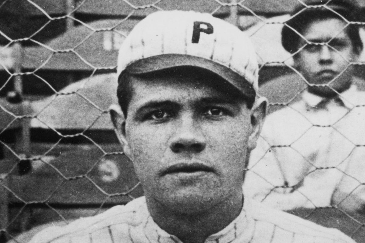 Babe Ruth Hit His First Professional Home Run In Toronto -5092