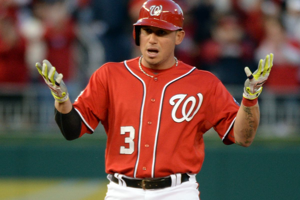 Asdrubal Cabrera figures to hit free agency in the next week or so.  Should the Nats go all out to lock him up or should they look elsewhere?