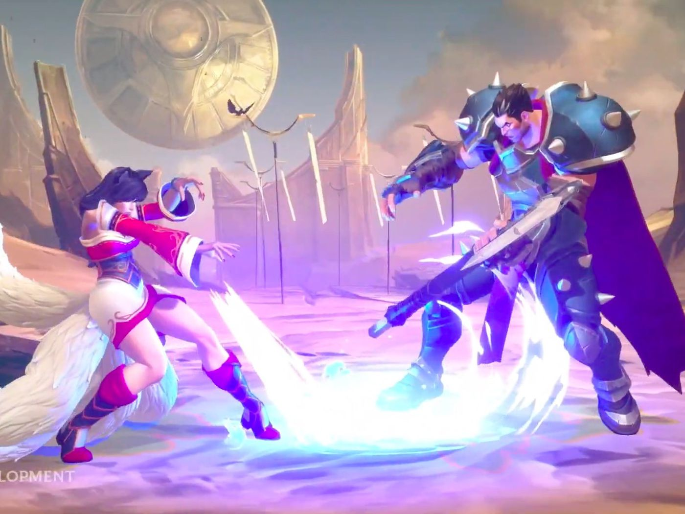 Ahri R34 league of legends fighting game is riot's 'project l' - polygon