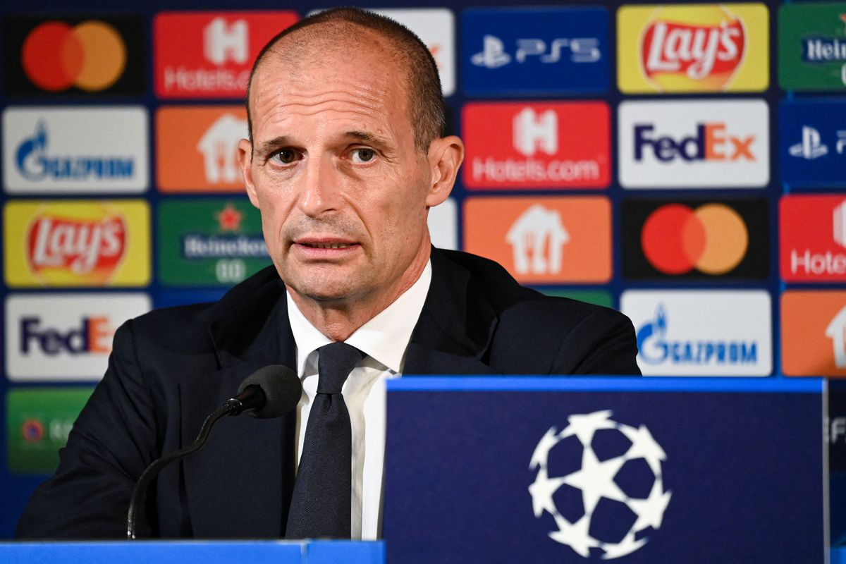 Allegri: Malmo is a must-win for Juventus - Black & White & Read All Over