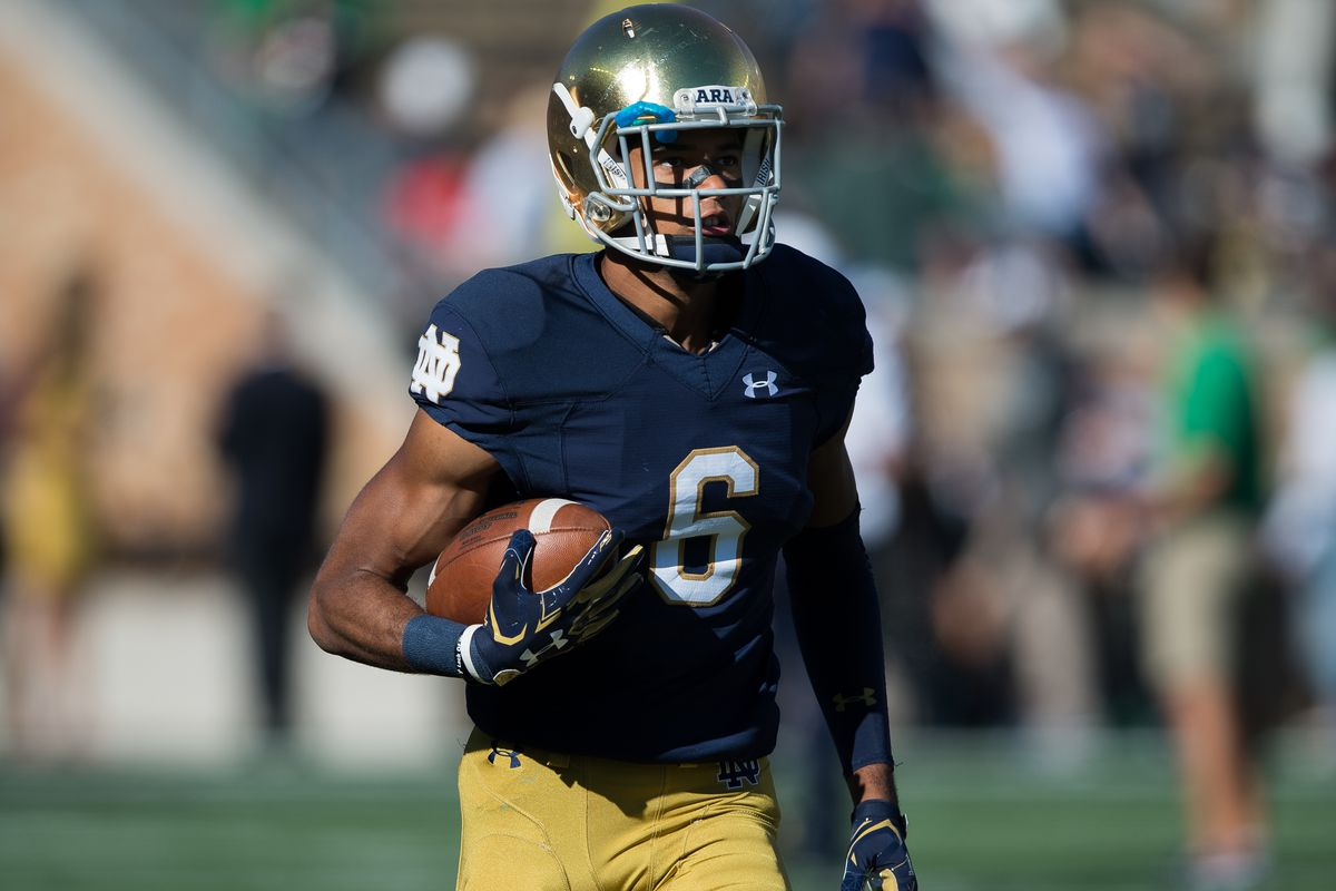 online store 5723f 6b071 Equanimeous St. Brown is a high upside player, with ...
