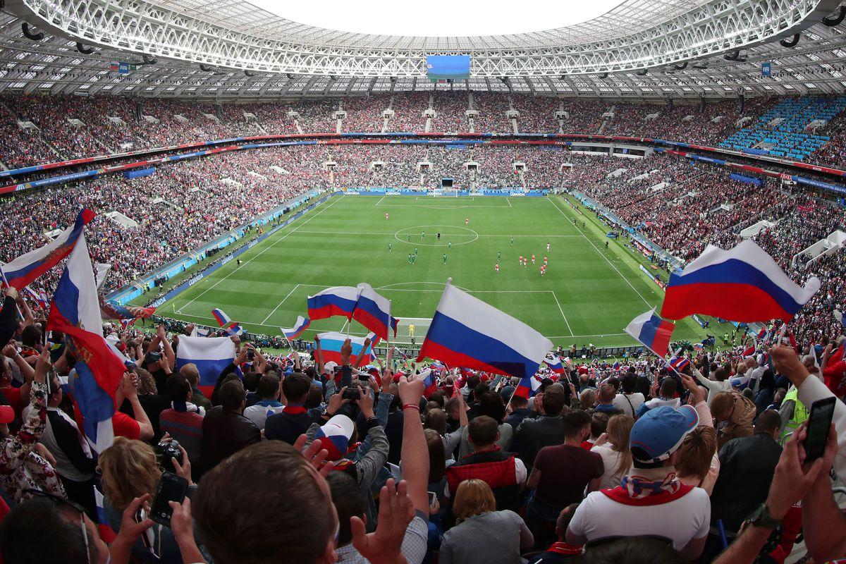 Russia v Saudi Arabia: Group A - 2018 FIFA World Cup Russia