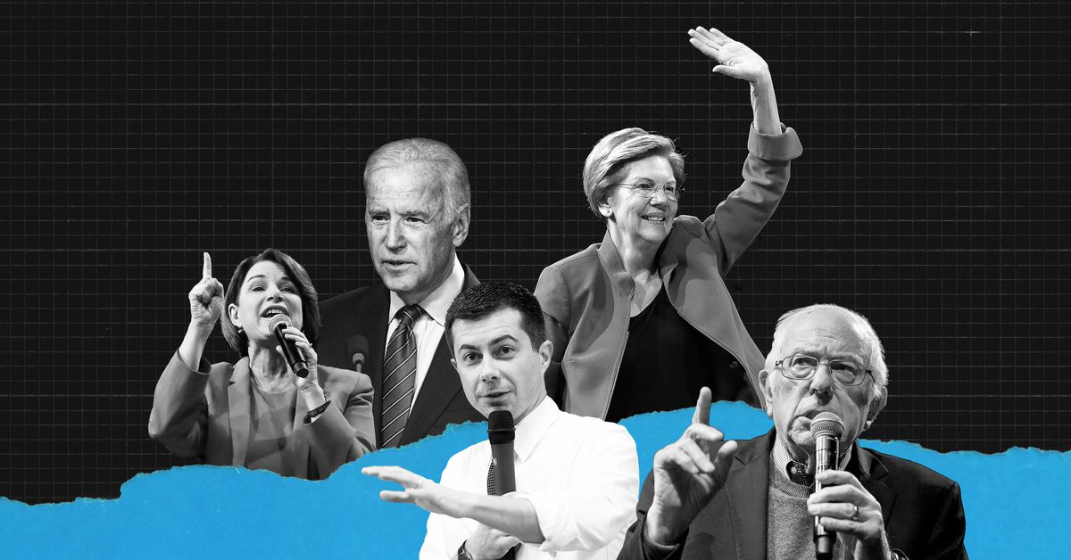 The race for presidential delegates has begun. Track them here.