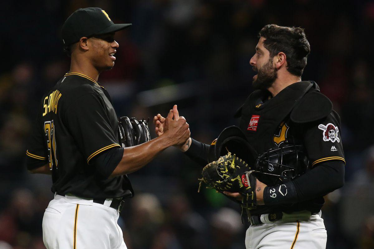 MLB: St. Louis Cardinals at Pittsburgh Pirates