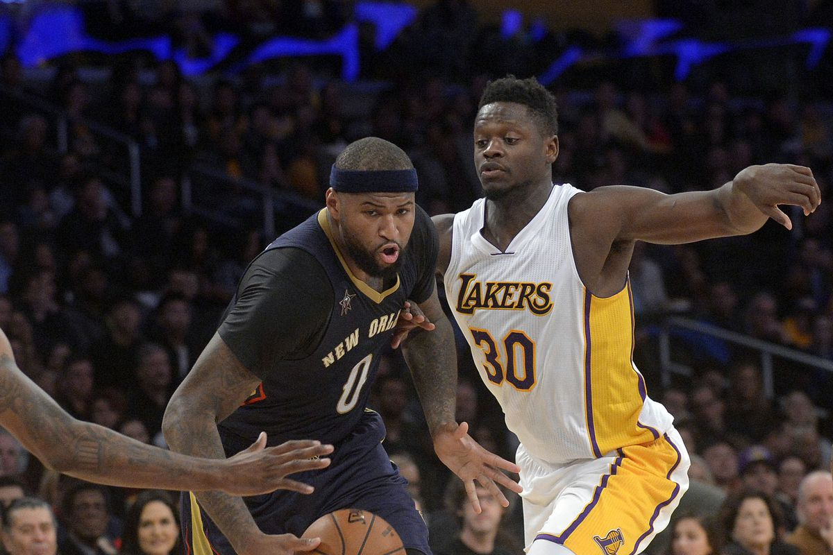 Julius Randle An Absolute Steal In Free Agency For Pelicans Plus His Fit More Alluring Than DeMarcus Cousins