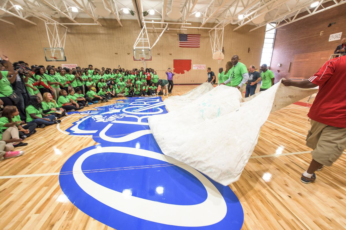 Among the Detroit schools on the state's closure list is Osborn High School, which got a  $5.7 million facelift in 2015 from a nonprofit called Life Remodeled.