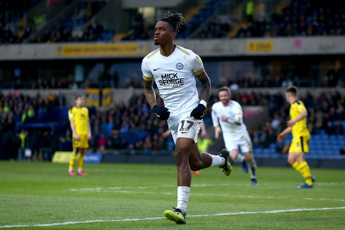Oxford United v Peterborough United - Sky Bet League One