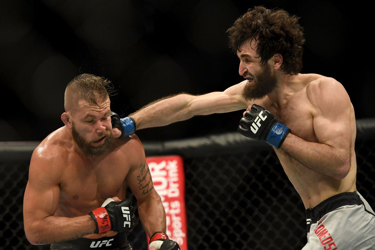 Zabit Magomedsharipov vs. Calvin Kattar co-headlines UFC Boston