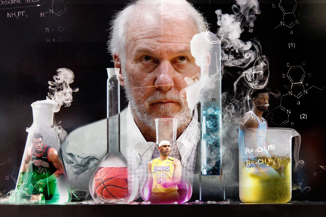 NBA chemistry cover.0 - The NBA has a chemistry problem