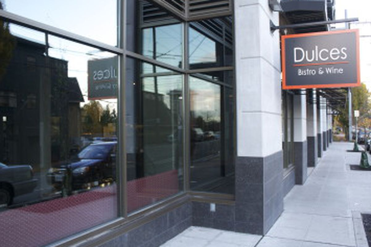 Dulces Is Back Now Open On 19th And Madison Eater Seattle