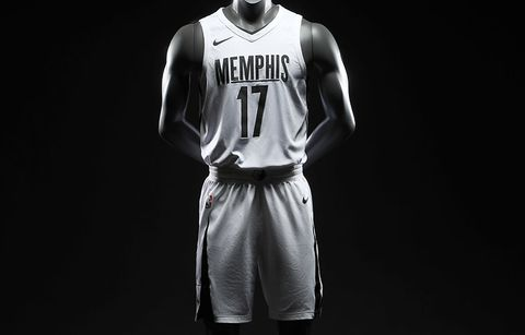 pretty nice 1d3fd c4ef0 Grizzlies will wear Martin Luther King Jr. inspired jerseys ...