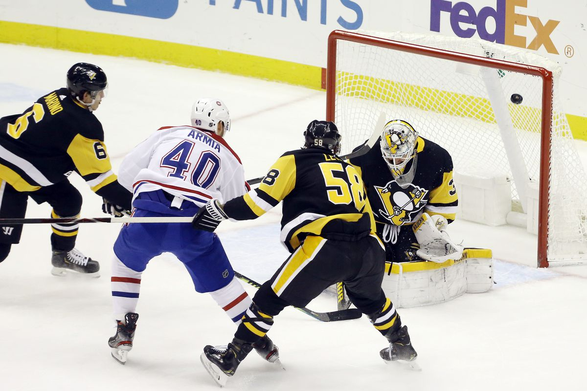 Canadiens @ Penguins Top Six Minutes: Flying in Pittsburgh