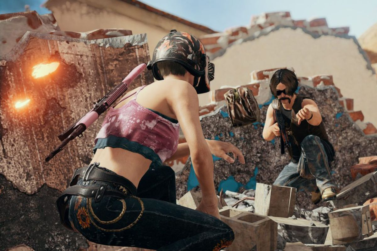 Image result for PUBG Players Are Showing Off Their Best Melee Throws to Win a Contest